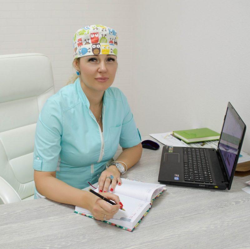 Хирург Высшей категории -косметолог Юлия Алексеевна. Запись на приём